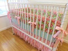 made to orderbumperless crib bedding crib by littlecharliemay