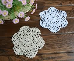 online buy wholesale ecru crochet doily from china ecru crochet