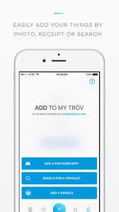 trōv mobile application trōv inc trōv d u0026ad awards 2017