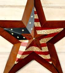 star home decor star wall hanging primitve american barn star
