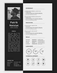 Free Cv Resume 20 Free Resume Template Download Psd Ai Resume Examples