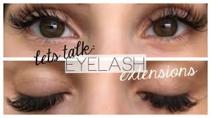 How Expensive Are Eyelash Extensions Let U0027s Talk Eyelash Extensions Youtube