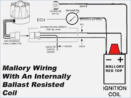 mallory distributor wiring diagram botenverkoop info
