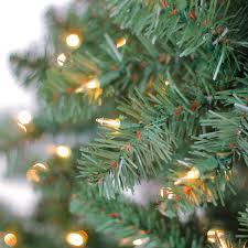 time pre lit 7 duncan fir artificial tree