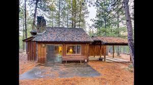 Small House Cabin Little Sunriver Cabin In Central Oregon Beautiful Small House