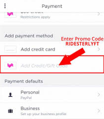 lyft promo codes 5 secret promotions that actually work 2017
