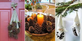 Pineapple Decoration Ideas 36 Brilliant Diy Decoration Ideas With Pinecones