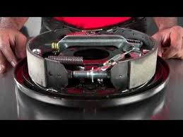 how to replace drum brakes autozone car care youtube