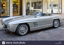 mercedes classic convertible mercedes 300sl sports convertible in monaco one of the greatest