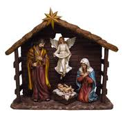 sold out 12 traditional nativity set miniature