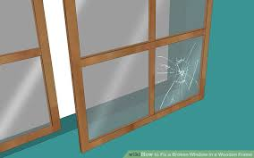 how to fix wood paneling how to fix a broken window in a wooden frame 13 steps