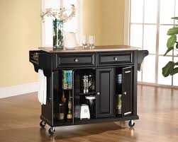 black kitchen island with stainless steel top kitchen island cart stainless steel top kitchen
