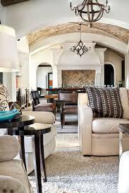Chevron Shag Rug Mediterranean Living Room Zillow Digs Zillow