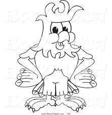 royalty free bald eagle mascot stock ebook designs