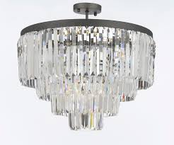 Odeon Crystal Chandelier Empire Style Chandelier Chandeliers Crystal Chandelier Crystal