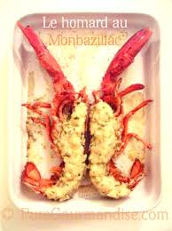 cuisiner homard surgelé homard au monbazillac recette