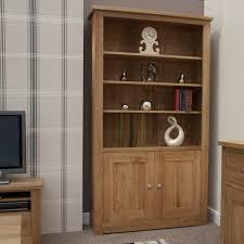bookshelves e3b1c0c0cd54 1 storage bookcase with glass doors tall