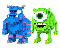disney finds monster lego
