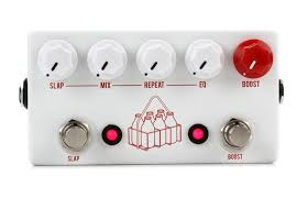 jhs delay jhs the milkman echo slap delay pedal with boost sweetwater