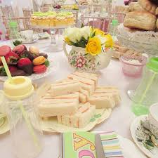 baby shower afternoon tea venue north london teaparty uk com