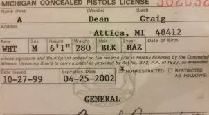 what is the difference between ccw and cpl in michigan law got