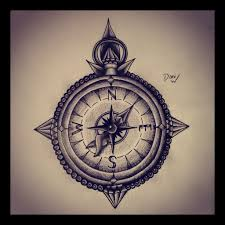images for simple compass designs tatt ideas