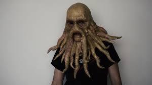 Davy Jones Halloween Costume Davy Jones Pirates Caribbean Latex Mask Crea Fx