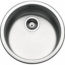 round sink bowl smeg 10i3p alba stainless steel round inset sink bowl smeg sinks
