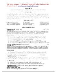 Sample Resume For Banquet Server Business Cleaning Business Resume