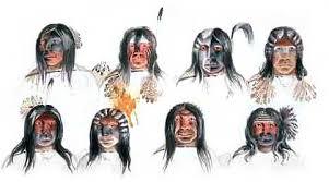 native american makeup meanings mugeek vidalondon