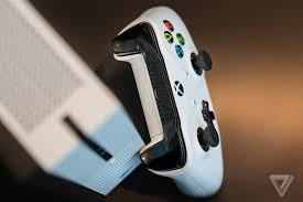 microsoft announces the xbox one s its smallest xbox yet the verge