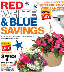 home depot black friday 2011 ad home depot 50 off hanging flower baskets living rich with