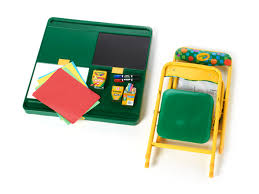 crayola table and chairs kids woot crayola 4 in 1 activity table chairs accessories only