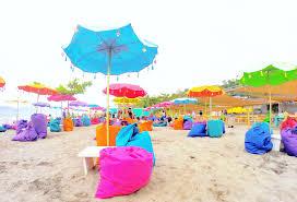 Ll Bean Beach Umbrella by Inflatable Island Ph U2013 Althea U0027s Adventures