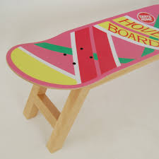 skateboard chairs the skateboard stool hoverboard is stable and perfect for everyday
