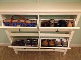 Hallway Shoe Storage Cabinet Coat And Shoe Storage Hallway Entryway Tree Bench Rack Image