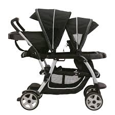 car seat graco double stroller with car seat graco duoglider