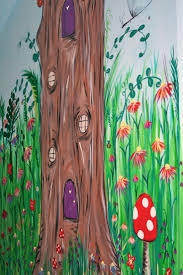 best 25 garden mural ideas on pinterest hippie garden garden this is taken from a secret garden mural i was commisioned to do it features the