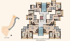 typical floor plan vrindavan floor plans