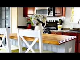 14 simple homemade kitchen islands youtube