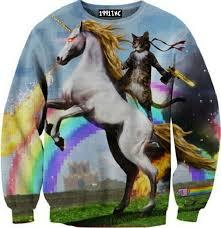 cat sweater glorious infused sweaters digital print sweater
