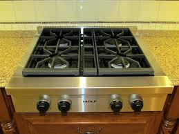 Wolf Downdraft Cooktop Thermador 30 Gas Range Are Wolf Professional Ranges Worth It