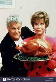 tony curtis thanksgiving day 1990 stock photo