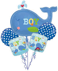 ocean boy baby shower balloon kits baby shower mania