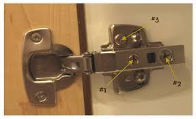 Adjusting Cabinet Doors Excellent Kitchen Cabinet Door Hinge Adjustment Inspiring Hinges 2