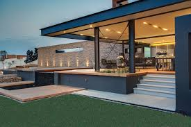contemporary farmhouse in south africa takes outdoor entertainment to download