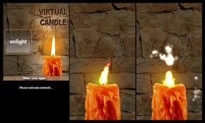 accendi candela virtuale candela virtuale app android su play