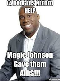 Aids Meme - magic johnson weknowmemes generator