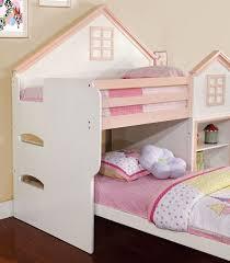 cabane fille chambre superior chambre fille noir et blanc 1 lit enfant cabane et