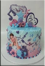 36 best violetta cakes images on pinterest birthday cakes cakes